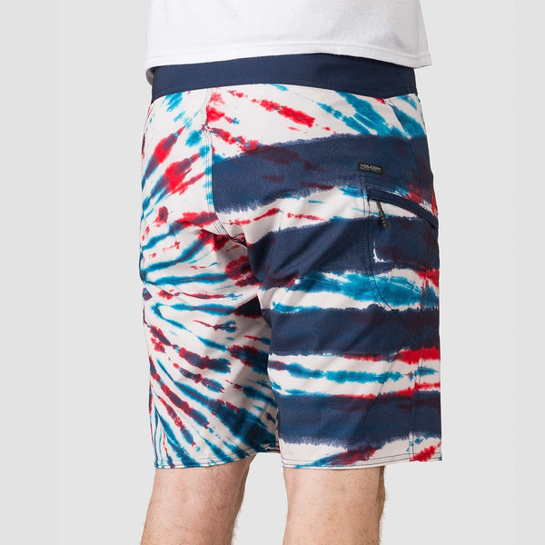 Volcom Peace Stone Mod 20 Boardshorts True Blue - Clothing