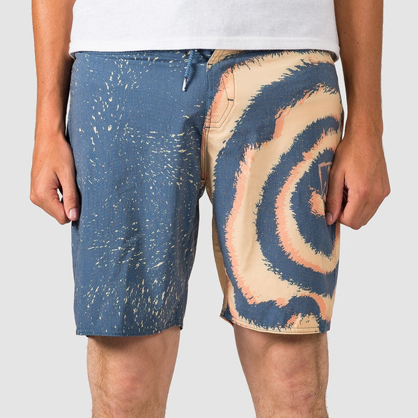 Volcom Psyched Stoney 19 Boardshorts Sunburst - Clothing