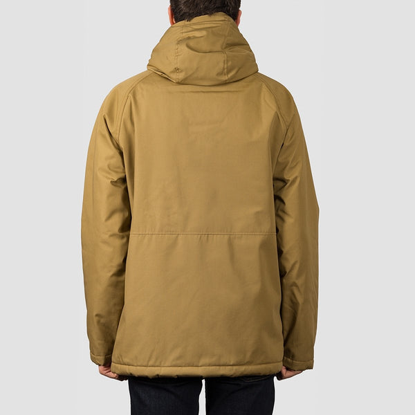 Volcom Renton Winter 5K Jacket Dark Khaki - Clothing