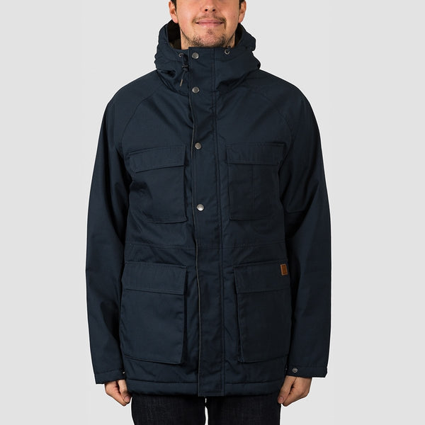 Volcom Renton Winter 5K Jacket Navy - Clothing