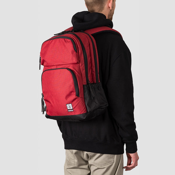 Volcom Roamer 24.5L Backpack Burgundy - Accessories