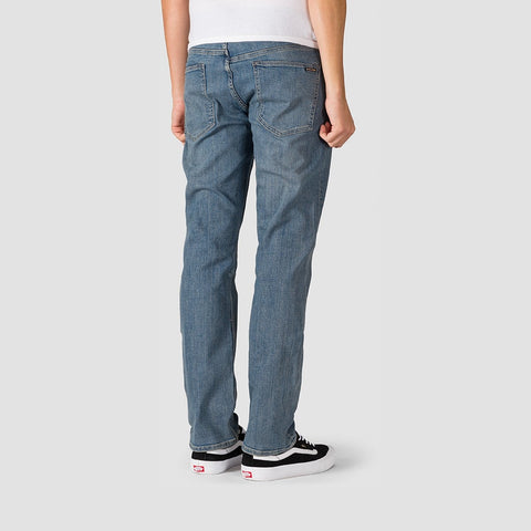 Volcom Solver Modern Fit Jeans Seventies Indigo - Clothing