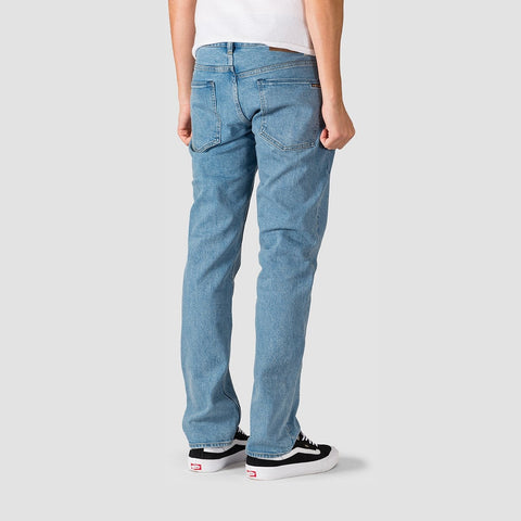 Volcom Solver Modern Fit Jeans Stone Blue - Clothing