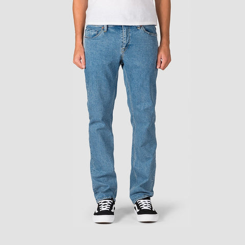 Volcom Solver Modern Fit Jeans Stone Blue