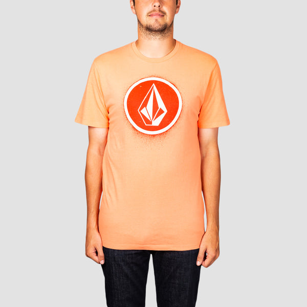 Volcom Spray Stone Ltw Tee Salmon