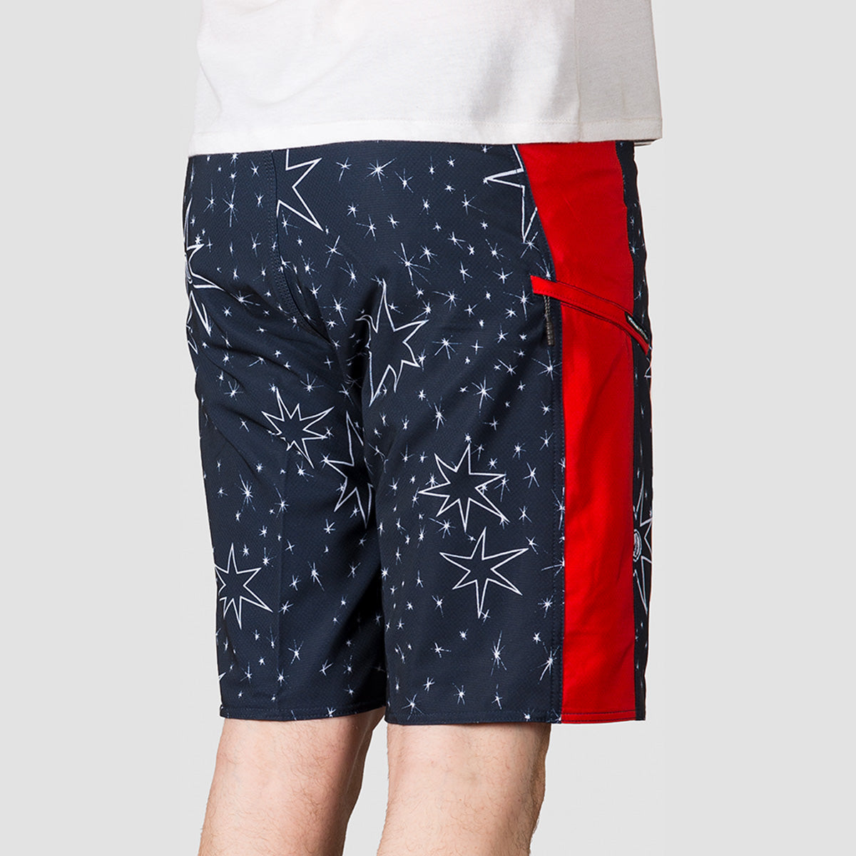 "Volcom Stars And Stones Mod 20"" Boardshorts Navy"