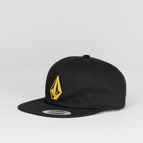 Volcom Stone Battery Strapback Cap Golden Haze