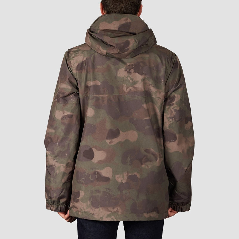 Volcom Stone Gore-Tex Snow Jacket Camouflage - Snowboard