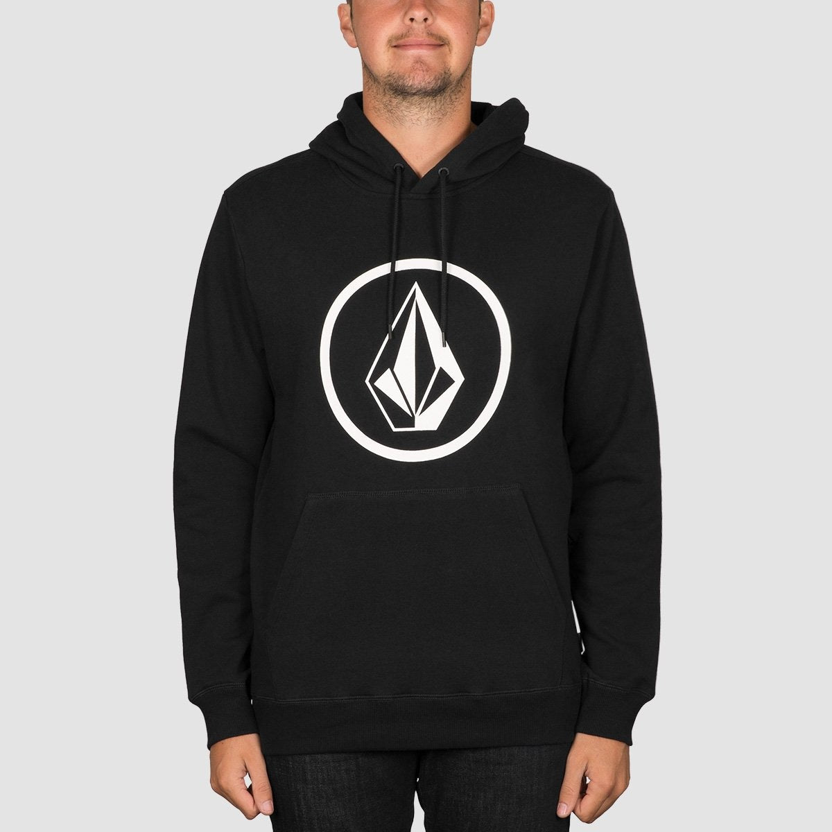Volcom Stone Pullover Black - Clothing