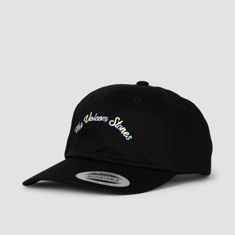 Volcom Stone Wonder Dad Cap Black - Womens