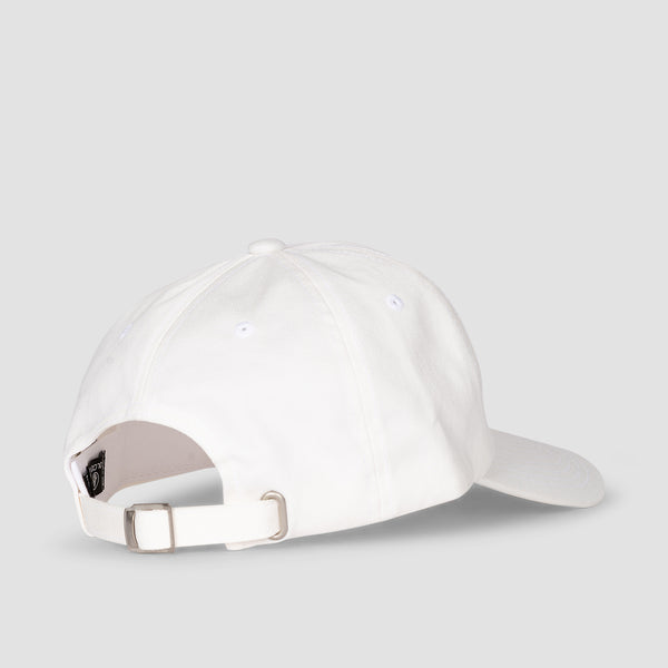 Volcom Stone Wonder Dad Cap White - Womens