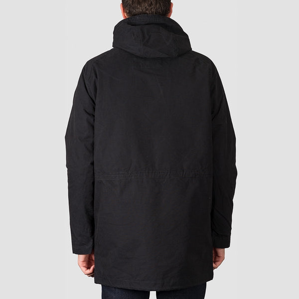 Volcom Stoner Parker Jacket Black - Clothing