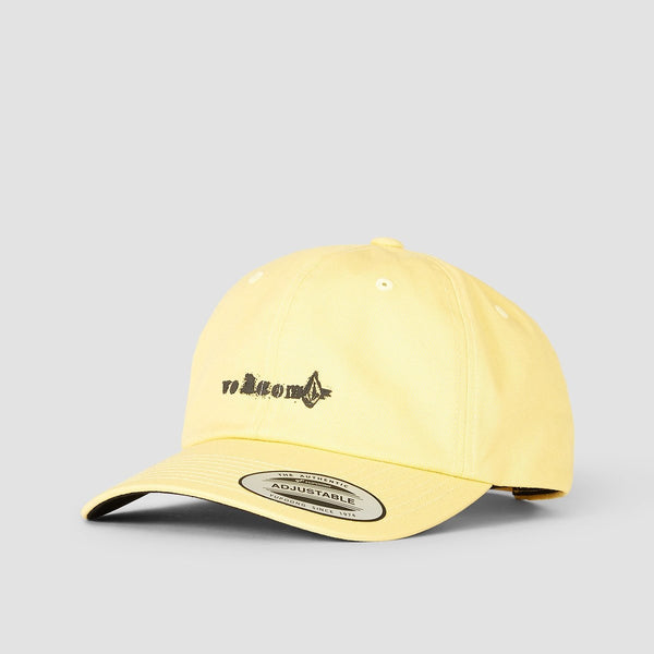 Volcom Stonographer Cap Acid Yellow - Accessories