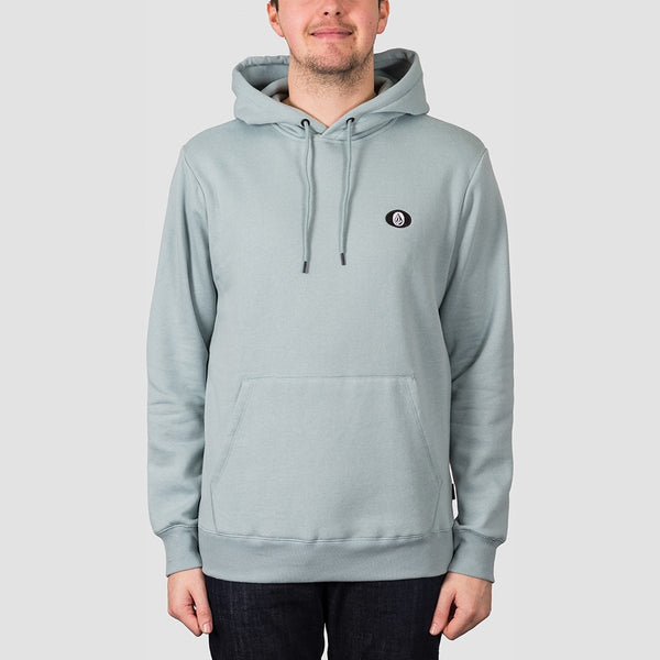 Volcom Supply Stone Pullover Hood Cool Blue - Clothing