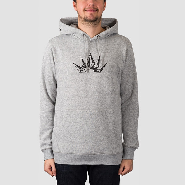 Volcom Supply Stone Pullover Hood Storm - Clothing