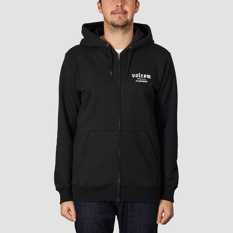Volcom Supply Stone Zip Hood Black