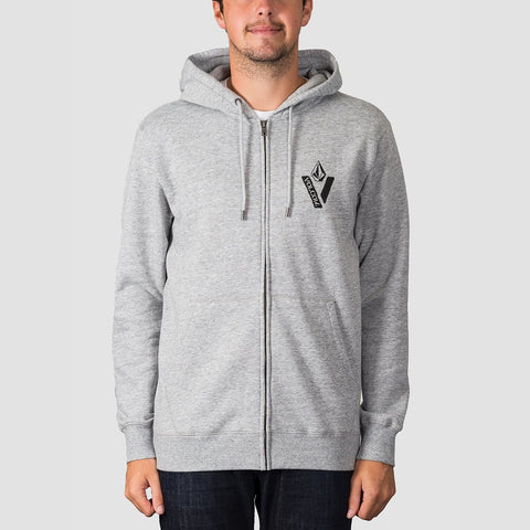 Volcom Supply Stone Zip Hood Storm