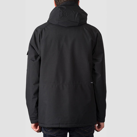 Volcom Synthwave 5K Jacket Black - Clothing