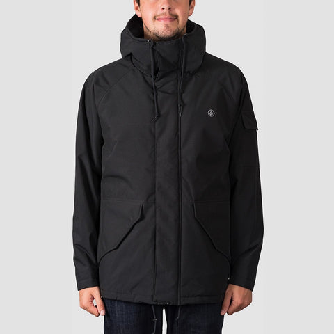 Volcom Synthwave 5K Jacket Black