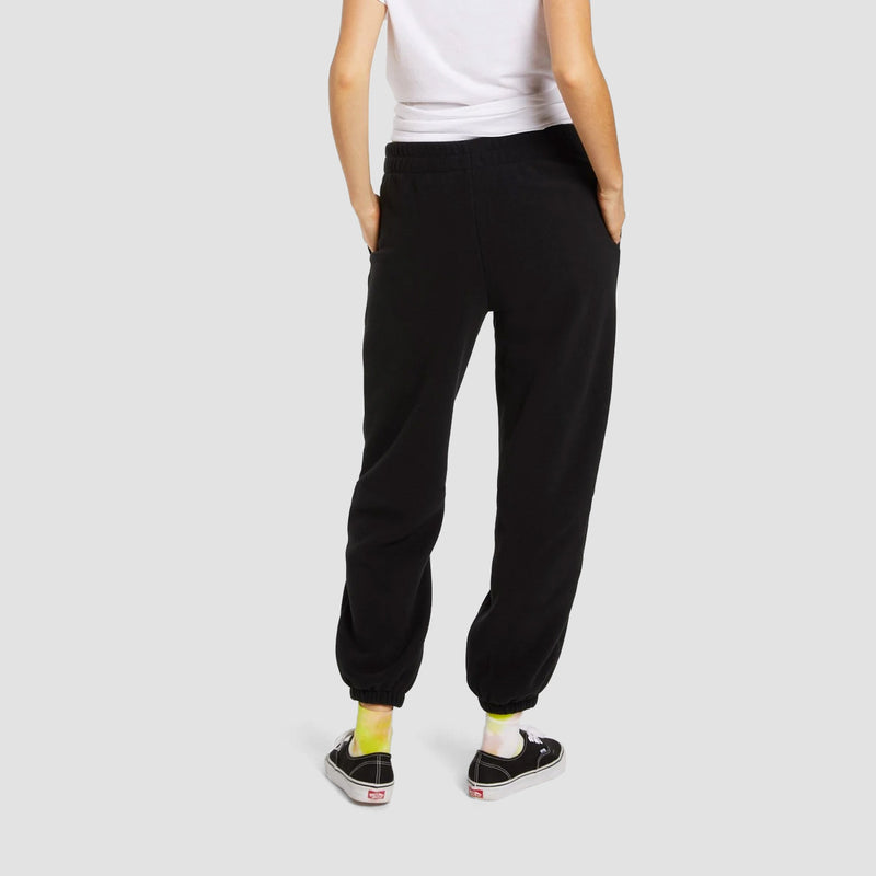 Volcom Up In The Nub Jogger Pants Black - Womens