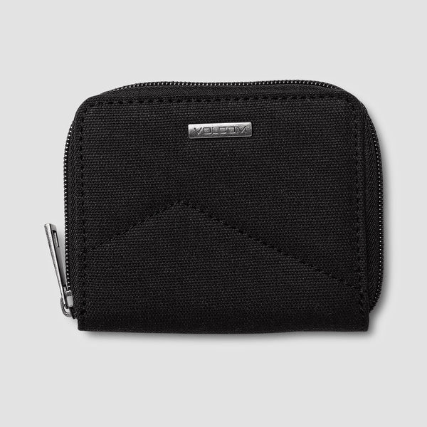 Volcom Volentry Wallet Black - Womens