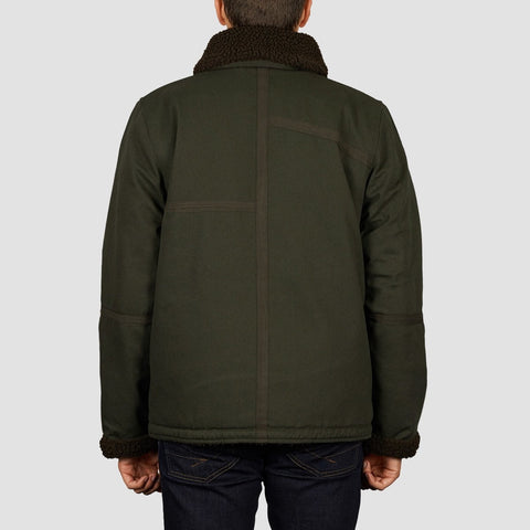 Volcom Volfly Jacket Military - Clothing
