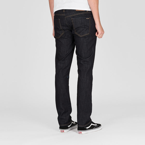 Volcom Vorta Slim Fit Jeans Rinse - Clothing