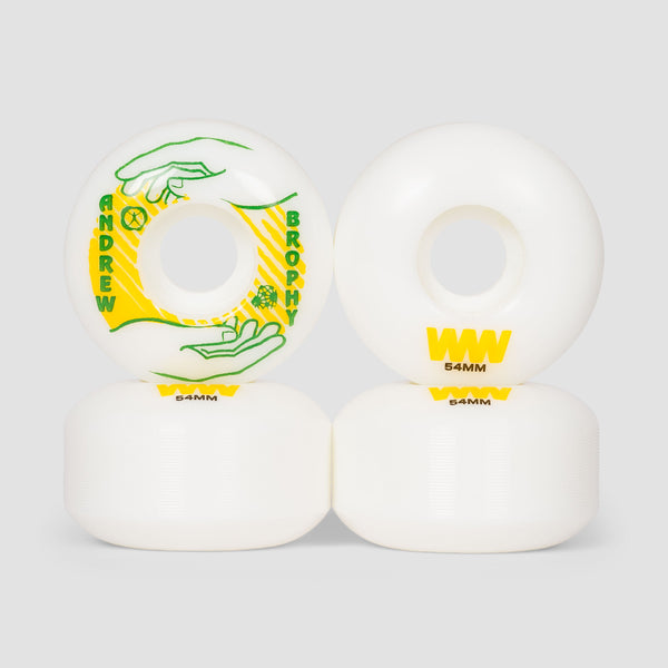 Wayward Andrew Brophy Classic Shape Wheels 54mm