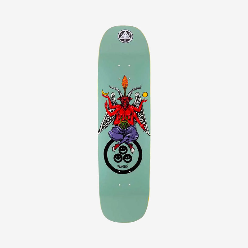 Welcome Bapholit on Stonecipher Ryan Lay Pro Deck Sage - 8.6""