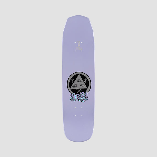 Welcome Teddy on Wicked Princess Nora Vasconcellos Pro Deck Lavender Dip - 8.125""