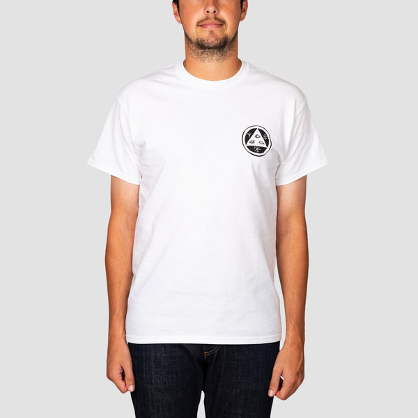 Welcome Malingo Tee White