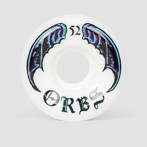 Welcome Orbs Specters Whites 99A Wheels White 52mm