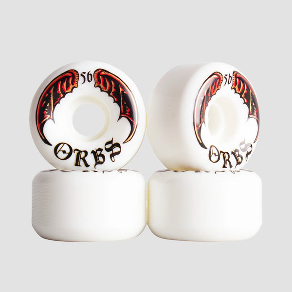 Welcome Orbs Specters Whites 99A Wheels White 56mm