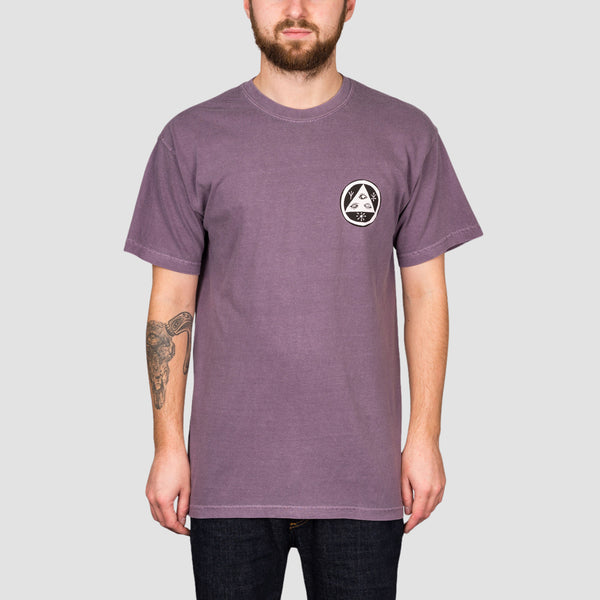 Welcome Sloth Tee Wine