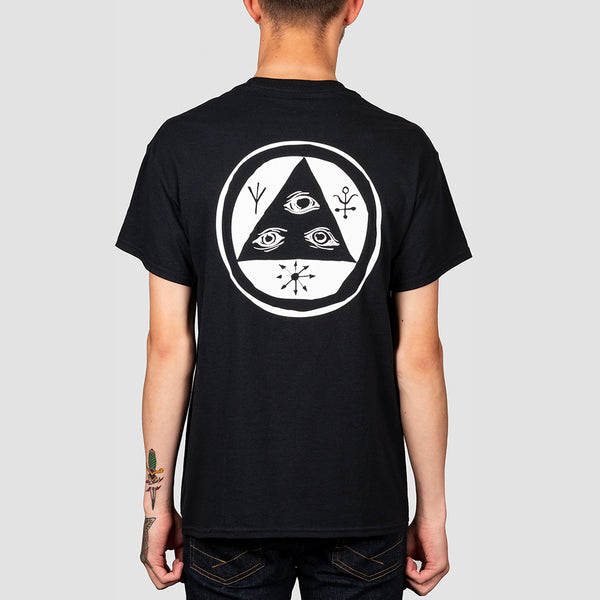 Welcome Talisman Tee Black/White