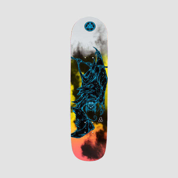 Welcome Infinitely Batty on Bunyip Deck Surf Fade/Black - 8""