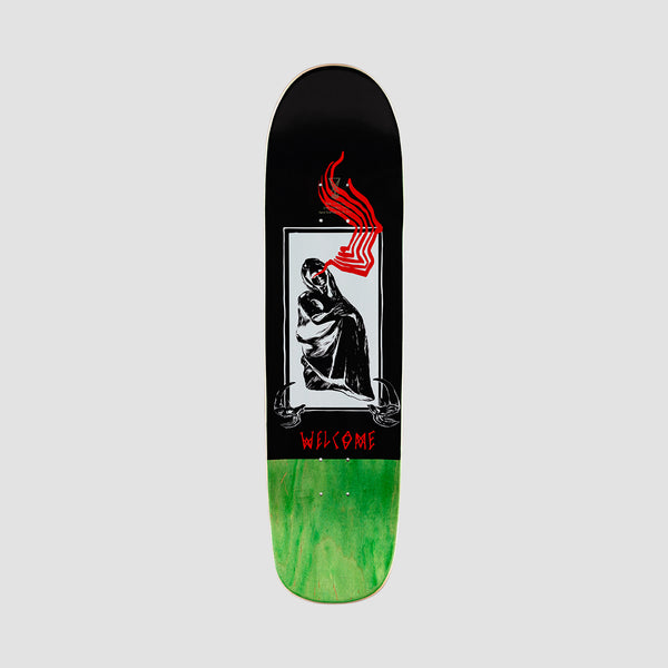 Welcome Tonight I'm Yours on Son of Planchette Deck White - 8.38""