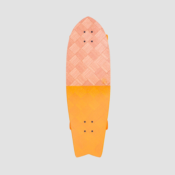 Z-flex Banana Train Surfskate Fish Cruiser Complete - 31""