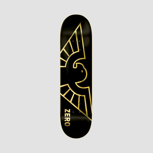 Zero Bird Deck Black/Gold Foil - 8.25""