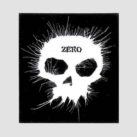Zero Blown Ink Sticker 75mm x 70mm