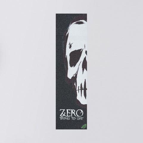Zero Dying to Live MOB Griptape Black - 9""