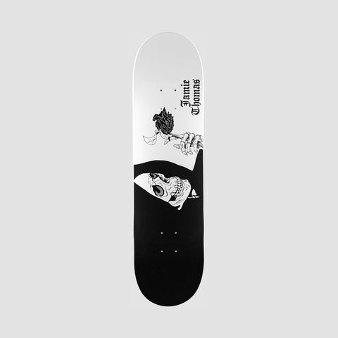 Zero Loser Heavy Jamie Thomas R7 Deck Black - 8.25""