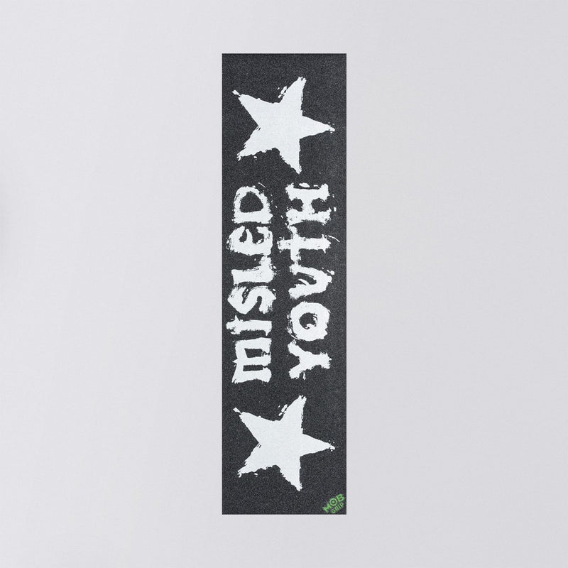 Zero Misled Youth MOB Griptape Black - 9 - Skateboard