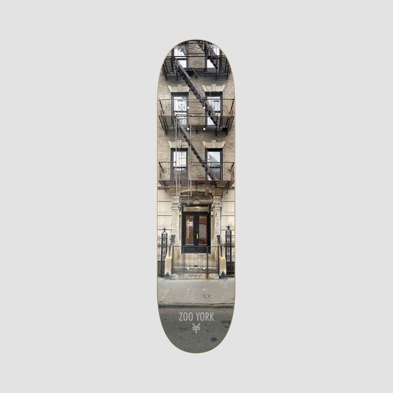 Zoo York 164 Waverly Place Deck Multi - 8.125""
