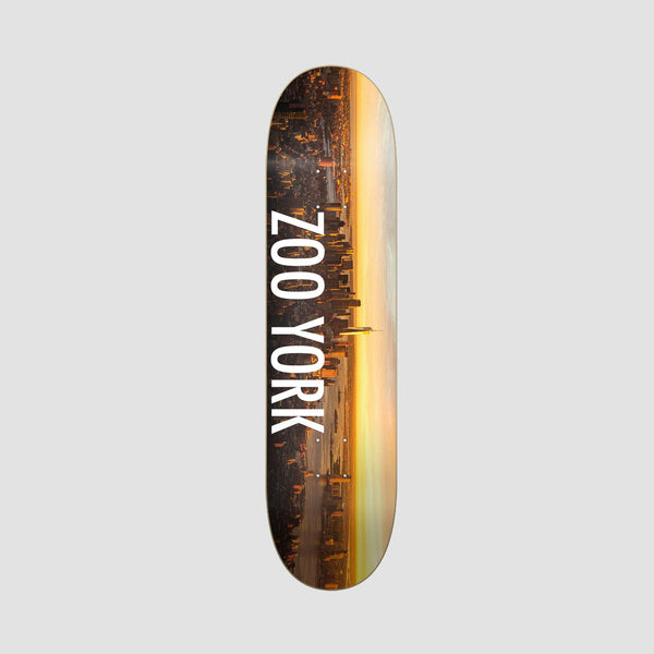 Zoo York Sunrise Deck Multi - 8.125""