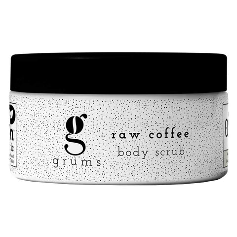 Grums Raw Coffee Body Scrub