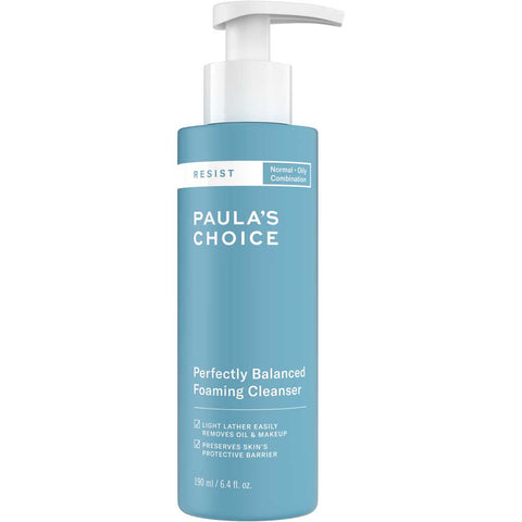 Paula's Choice Resist Anti-Aging Perfectly Balanced Foaming Cleanser