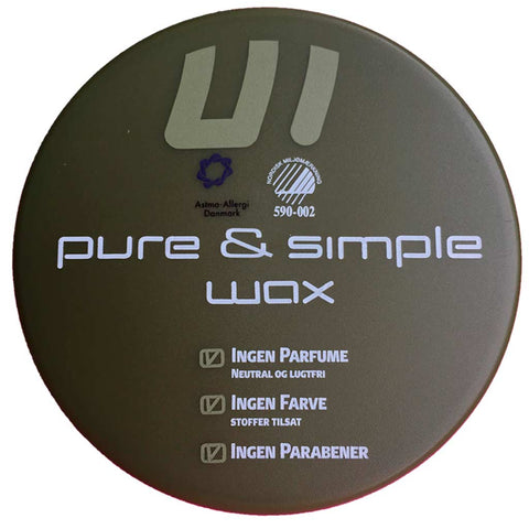 Pure & Simple Wax