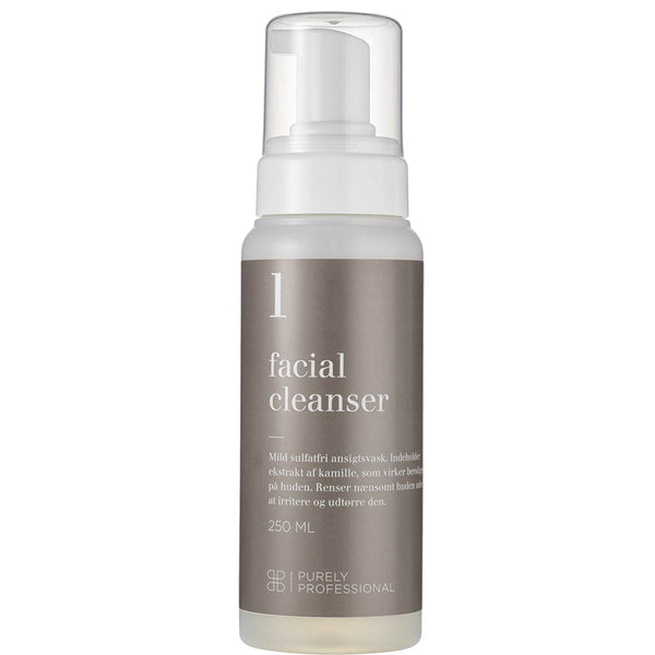 Purely Professional Facial Cleanser 1