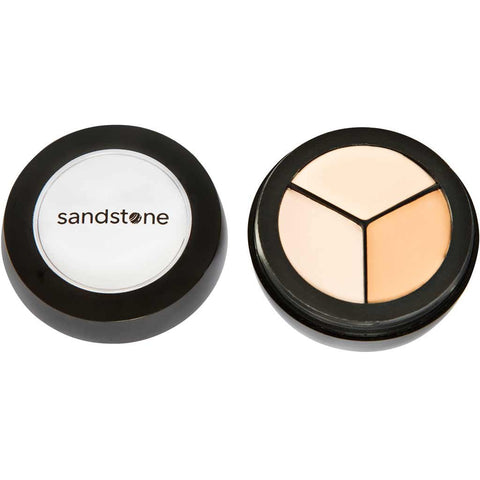 Concealer Trio Buffed Cool